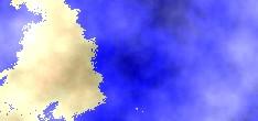 etoile bleue